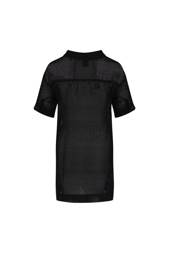 EMBROIDERY DRESS WITH INNER PIECE