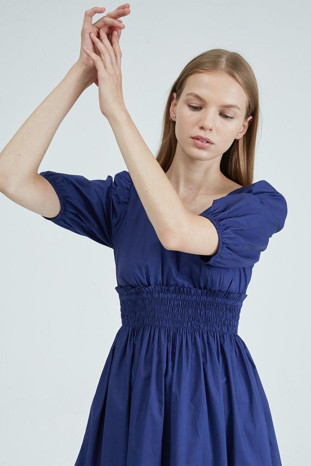 [PRE-ORDER] SMOCKED WAIST DRESS